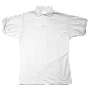 MBS Short Sleeve Jersey Knit - White