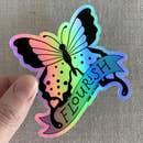 Vinyl Sticker acbc Design