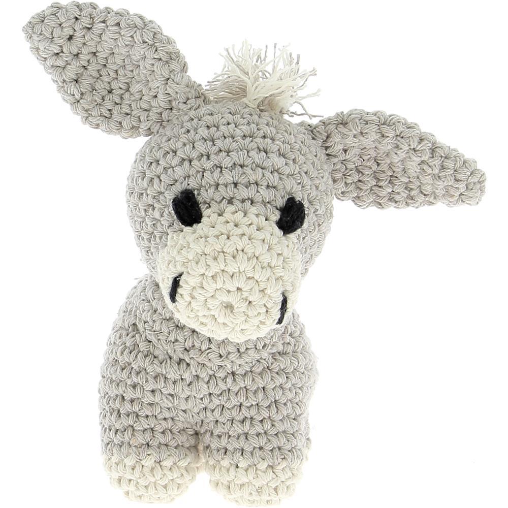 Hoooked Yarn Kit Donkey Joe
