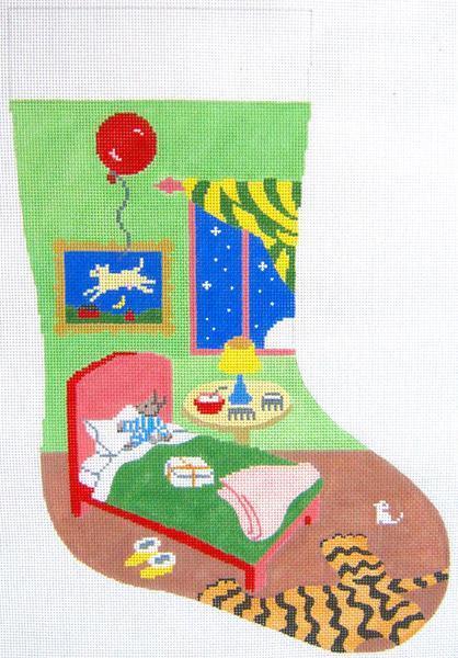SN Goodnight Moon Christmas Stocking