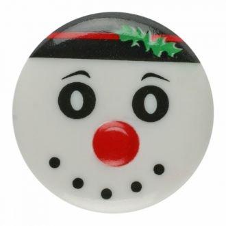 Button Polyamide Kids Holiday 18mm