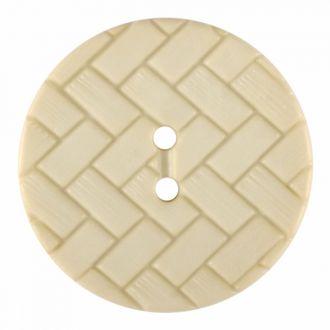Button Poly Braid 28mm