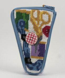 Stitch & Zip Scissor Fob