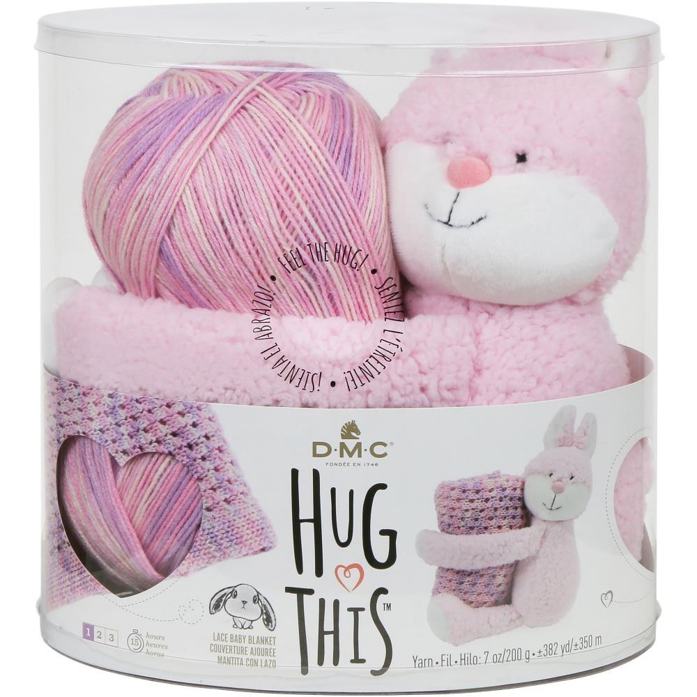 DMC Hug This! Yarn kit