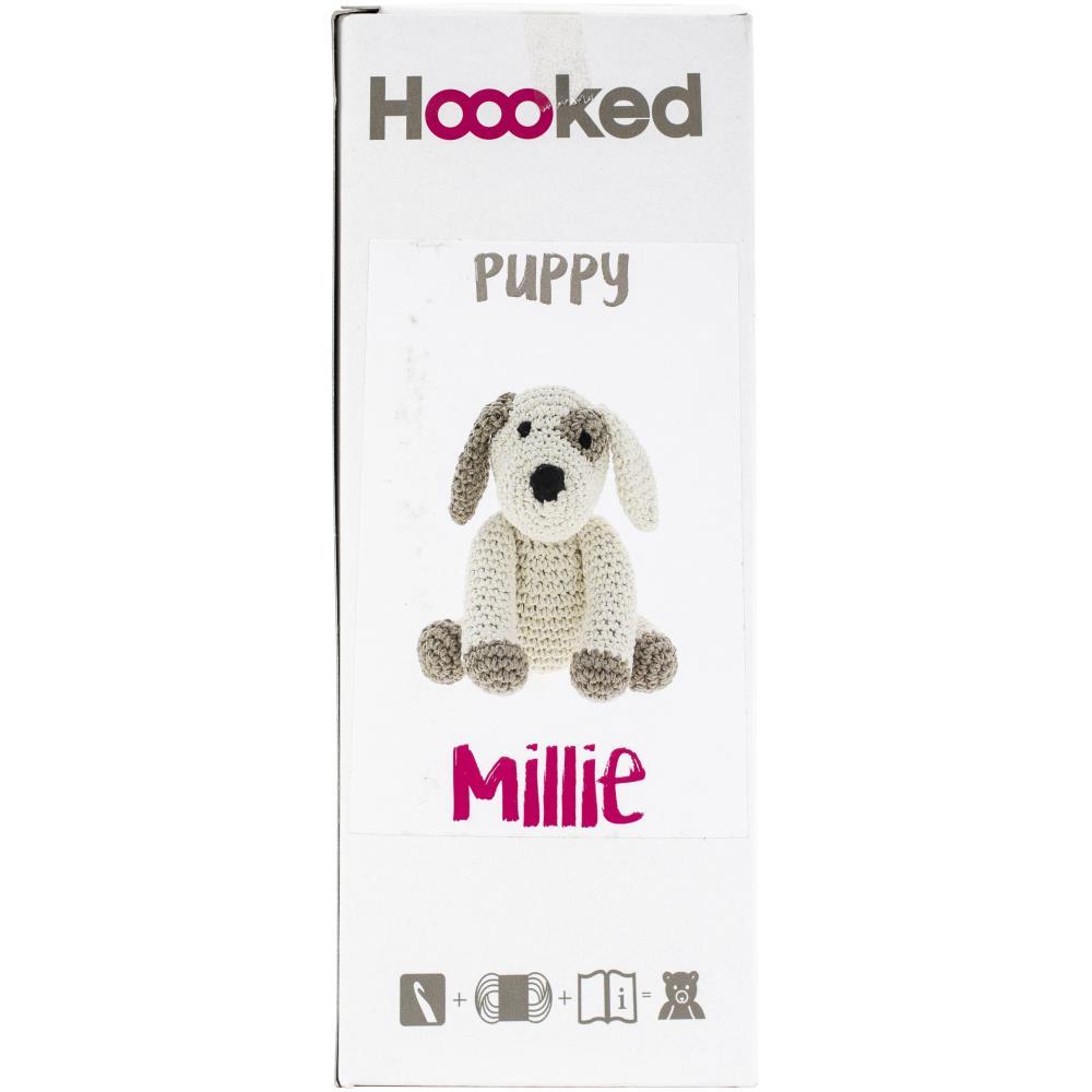 Hoooked Yarn Kit Puppy Millie