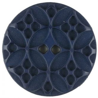Button Poly Round 28mm