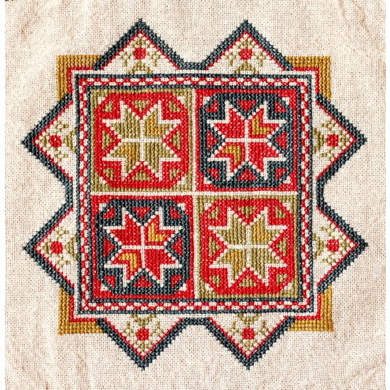 Embroidery Kit Star of Chios