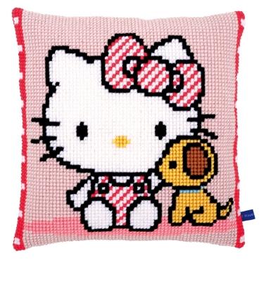 Pillow Hello Kitty and Dog Cushion