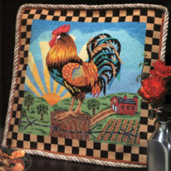 Home Creations Needlepoint Pillow Kits
