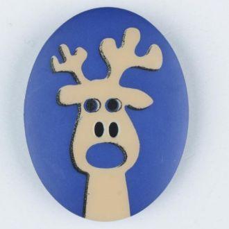 Button Reindeer (Elk)