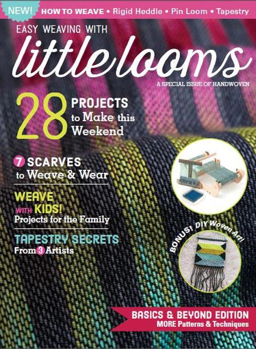 Easy Weaving Little Looms Summer 2020