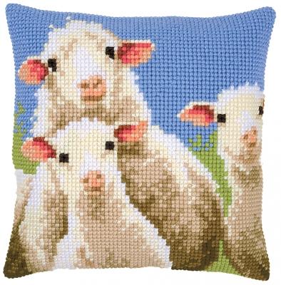 Pillow Curious Sheep Cushion