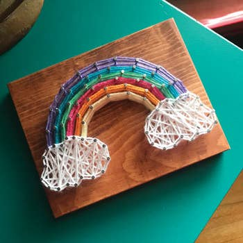 String Art Kit All Season