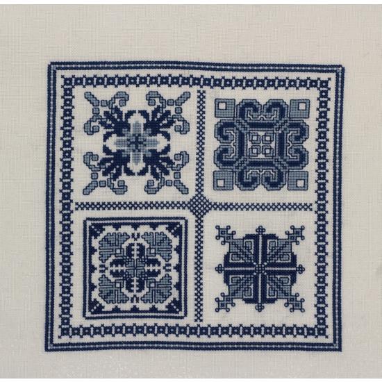 Cross StitchKit Mediterranean Sampler