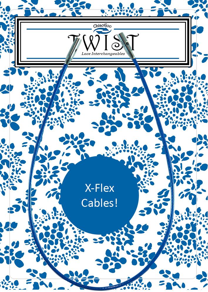 IC Cable ChiaoGoo TWIST BLUE