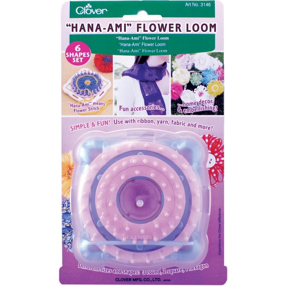 Hana-Ami Flower Loom Clover
