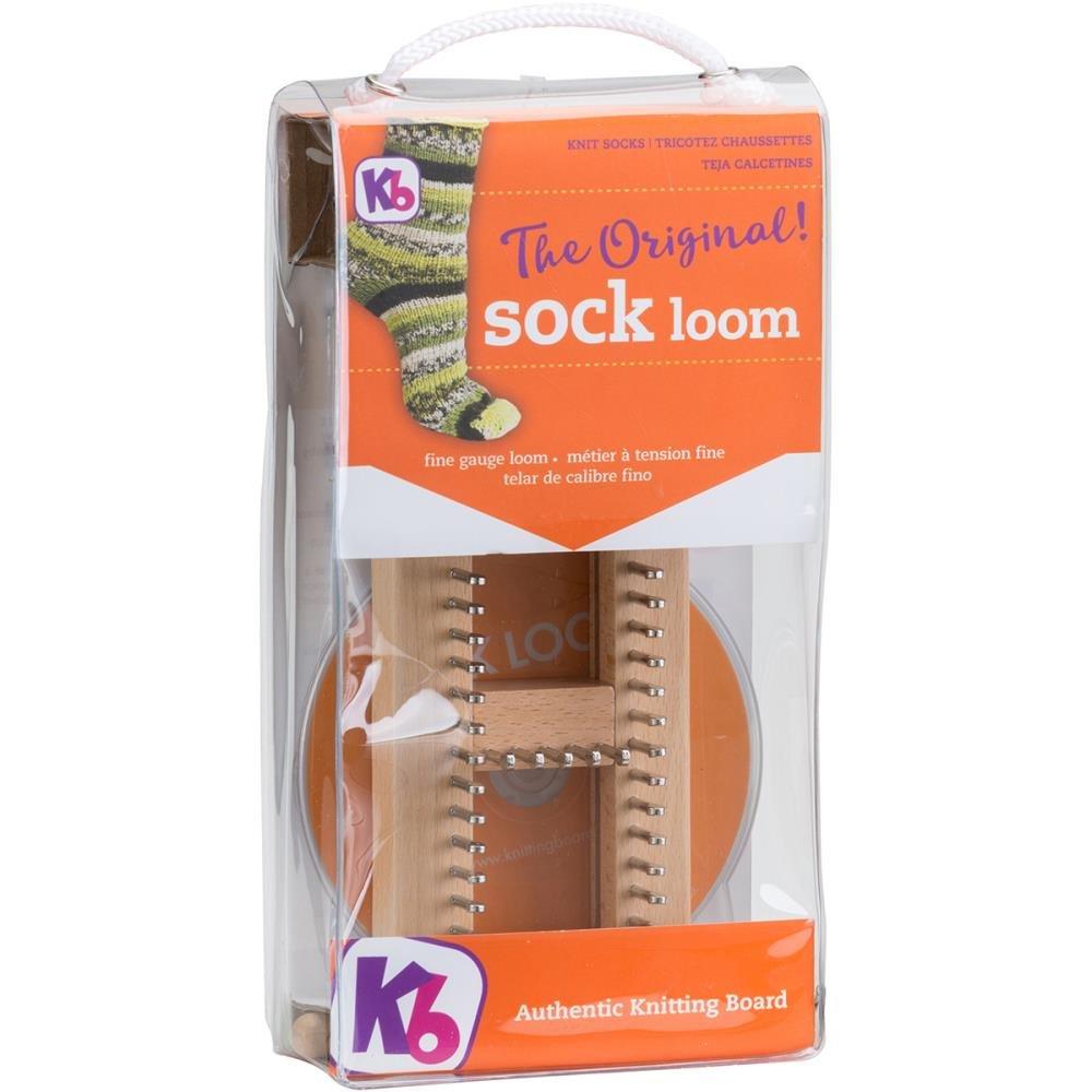 Knitting Loom KB Sock