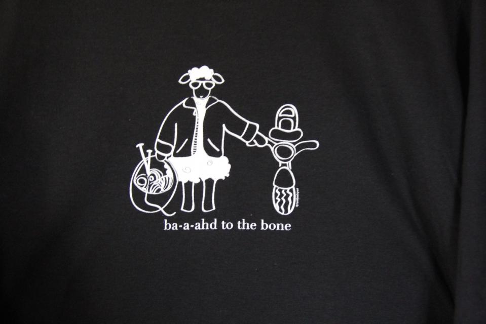 Shirt KnitBaahPurl Unisex Short Sleeve