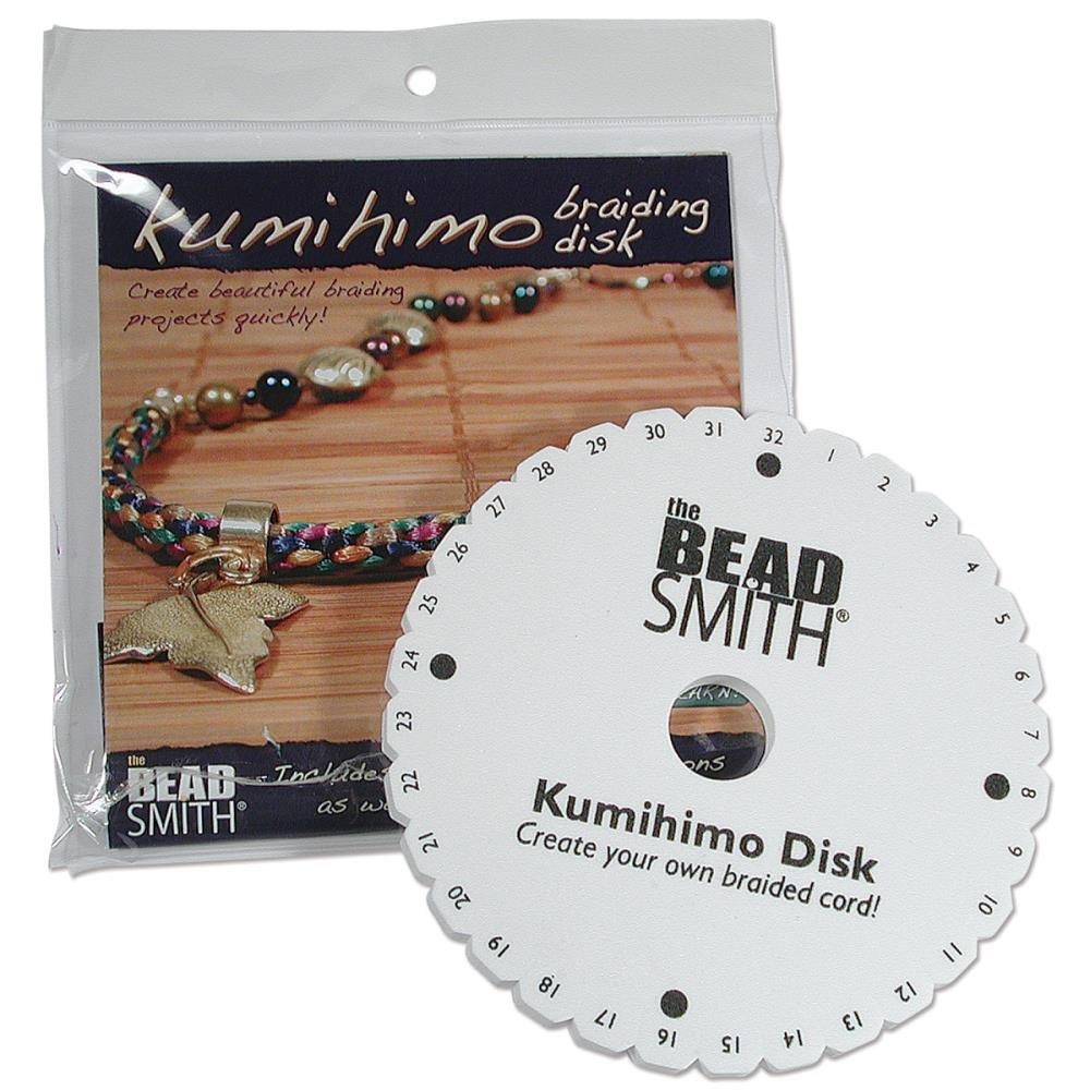 Kumihimo Beadsmith Disks