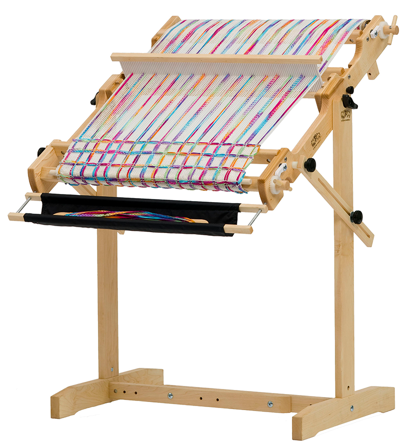 Flip Rigid Heddle Loom