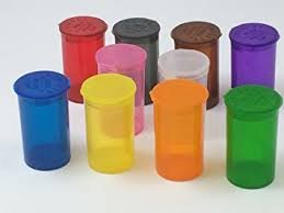 Squeeze Top Containers