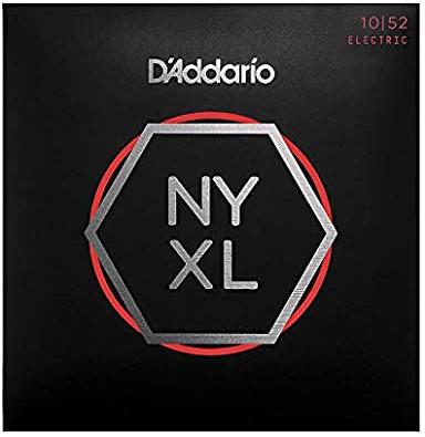 D'addario Nyxl1052 Electric Guitar String Set