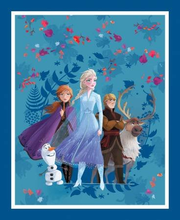 Disney Frozen 2 Friends Forever Panel