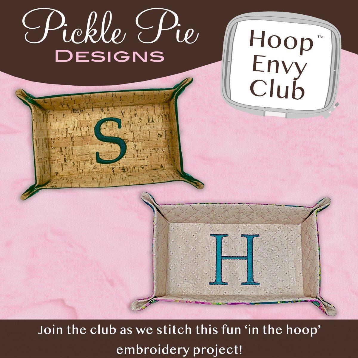 Hoop Envy Club Kit - January 2021