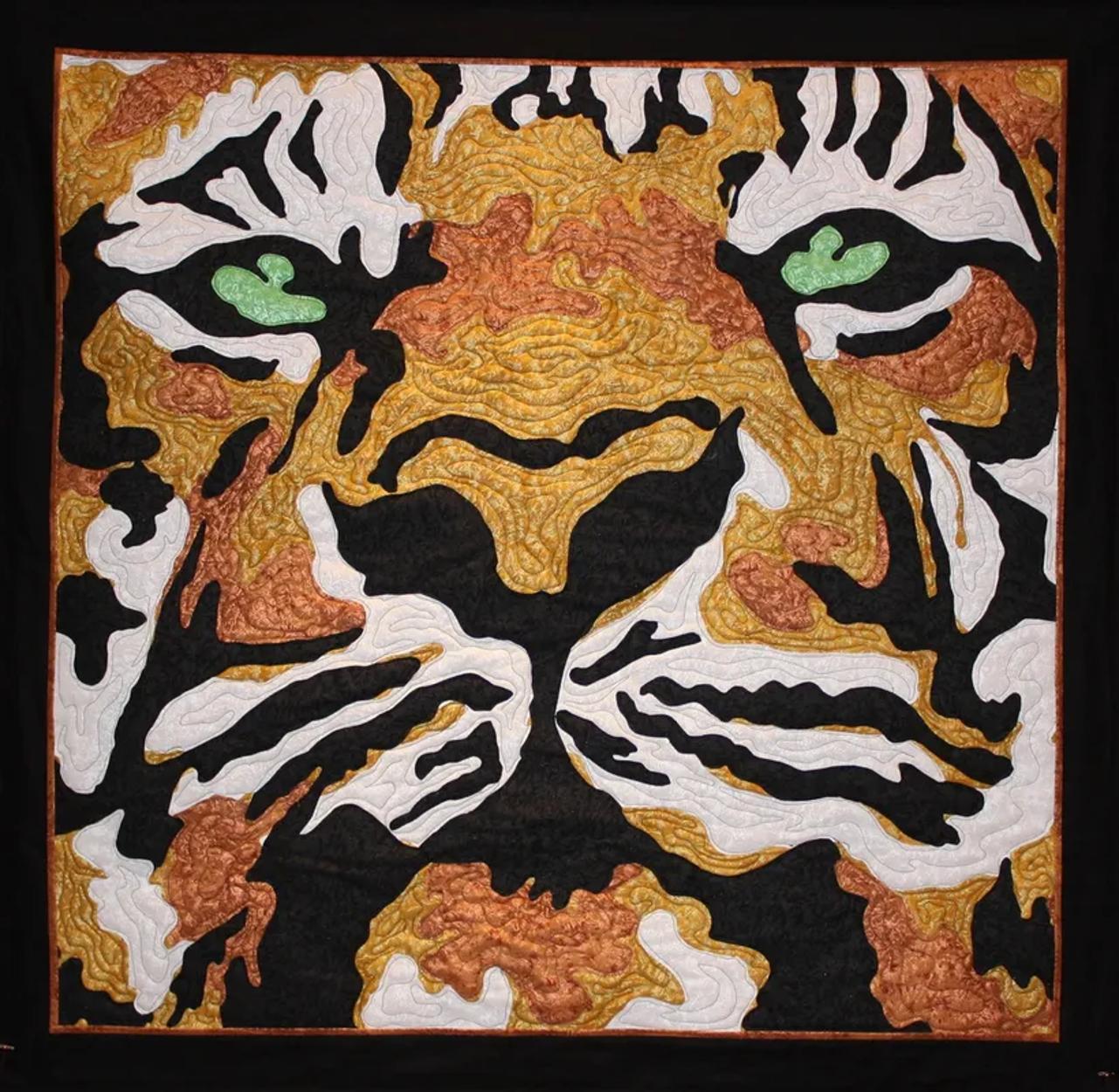 Tiger: Pattern