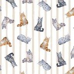 Crafty Cats Linen