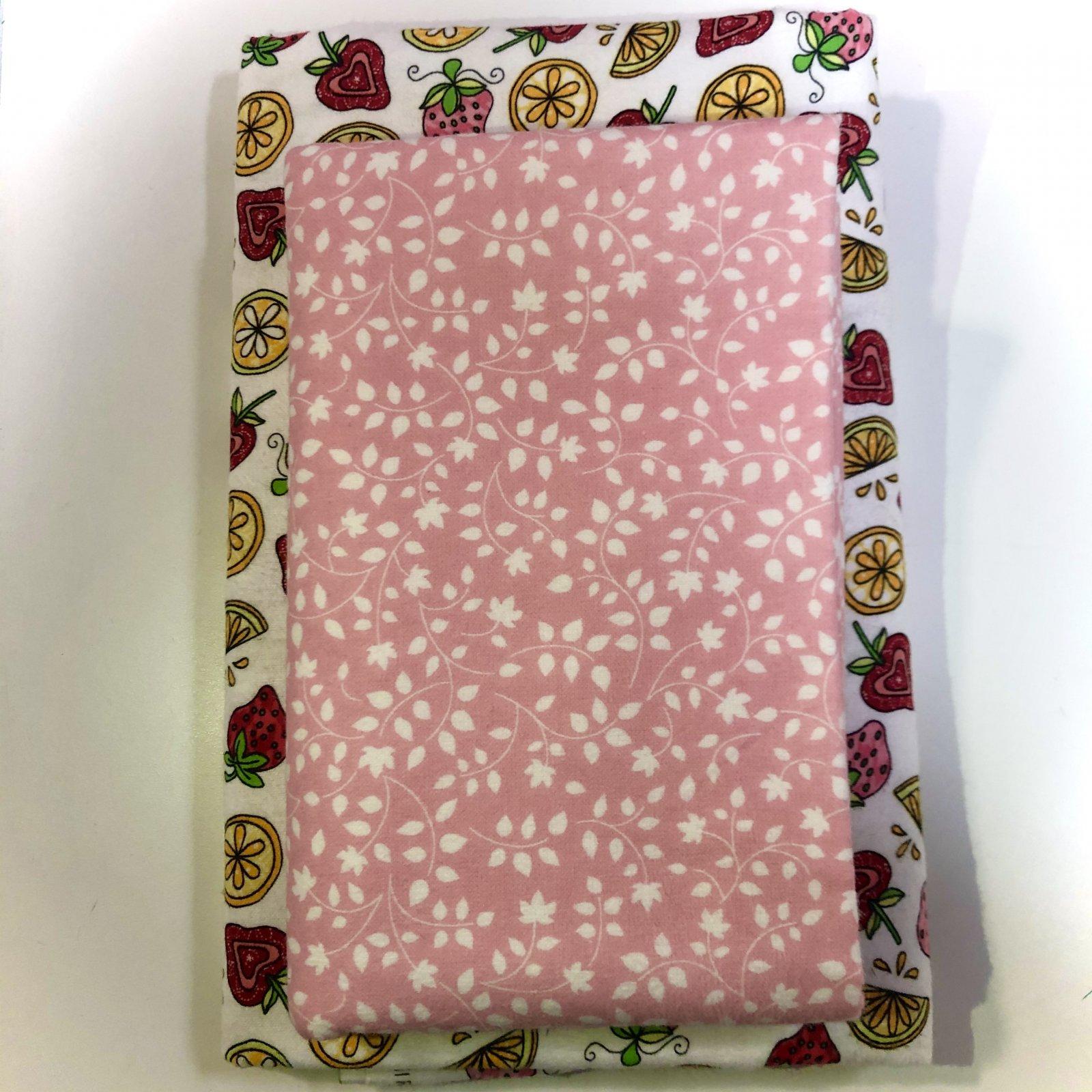 Mitered Baby Blanket Kit