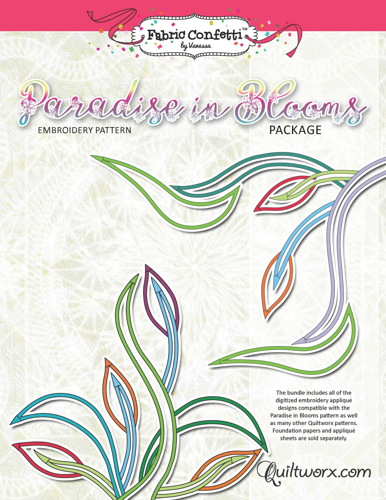 Paradise in Blooms Package