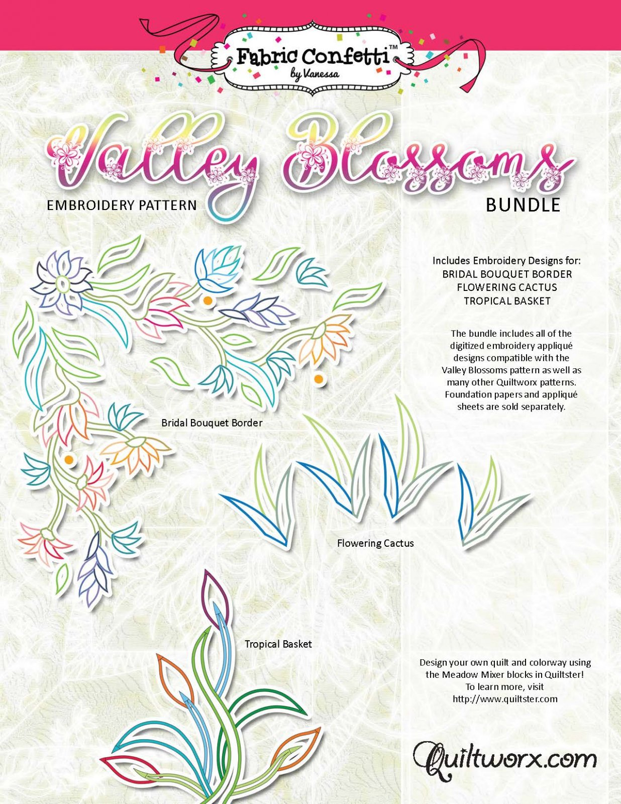 Valley Blossoms Bundle