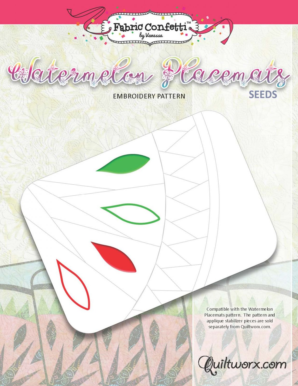 Watermelon Placemats Seeds