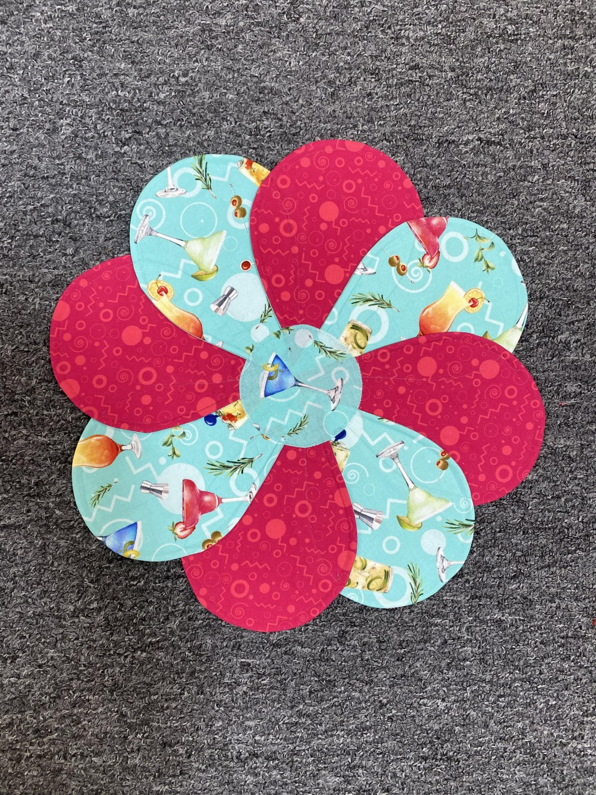 Flower Petals Kit - Cocktails