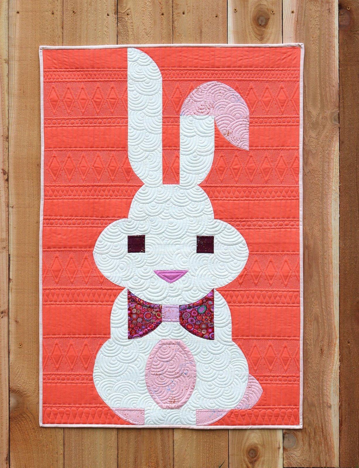 Posh Bunny Pattern