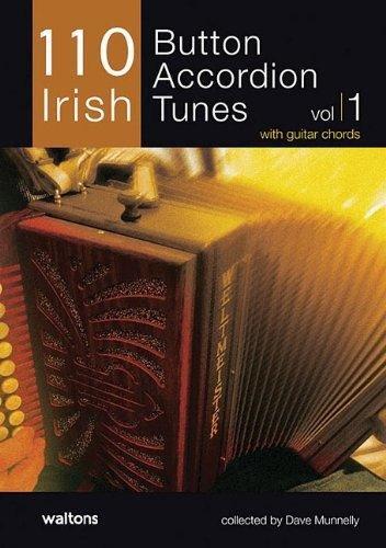 110 Irish Button Accordion Tunes