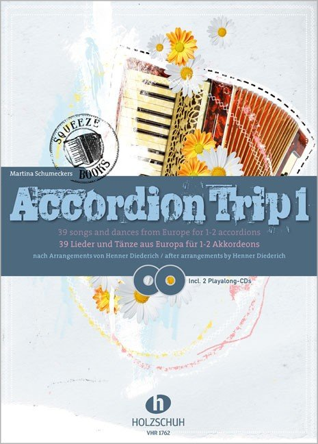 Accordion Trip 1 by Martina Schumeckers