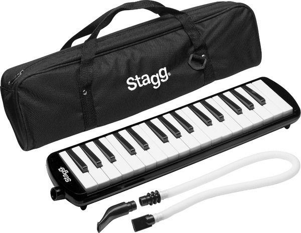 NEW Black Stagg Melosta Alto Melodion 32 Key Melodica