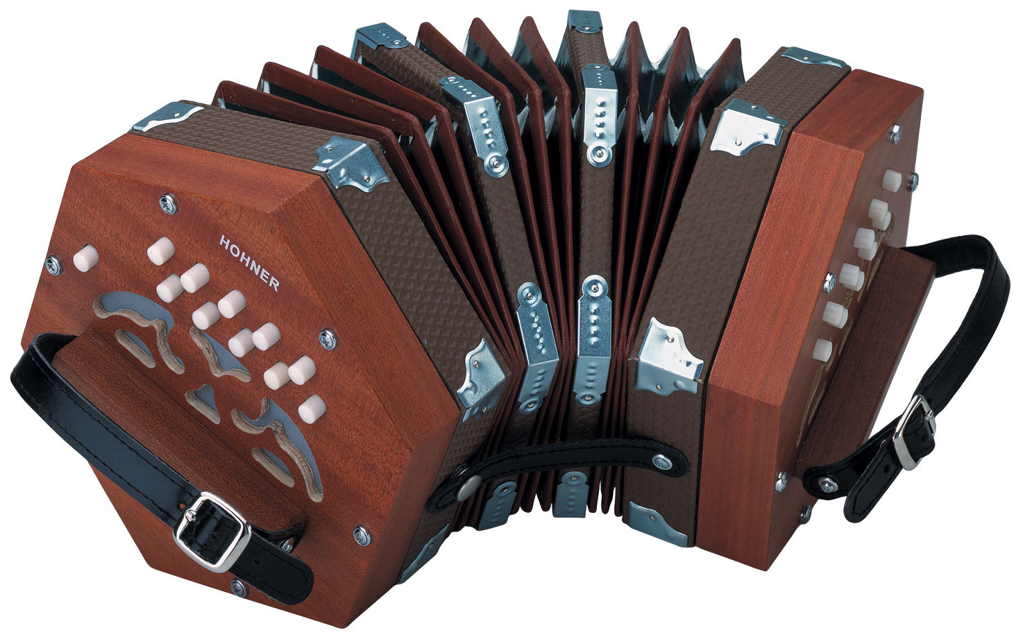 NEW Hohner D40 Anglo Concertina CG 20
