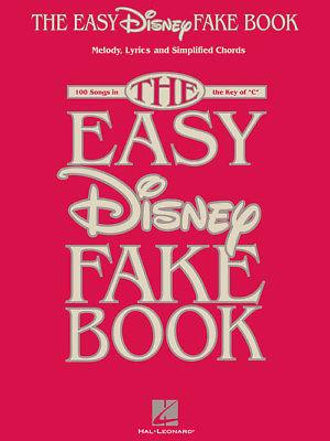 The Easy Disney Fake Book