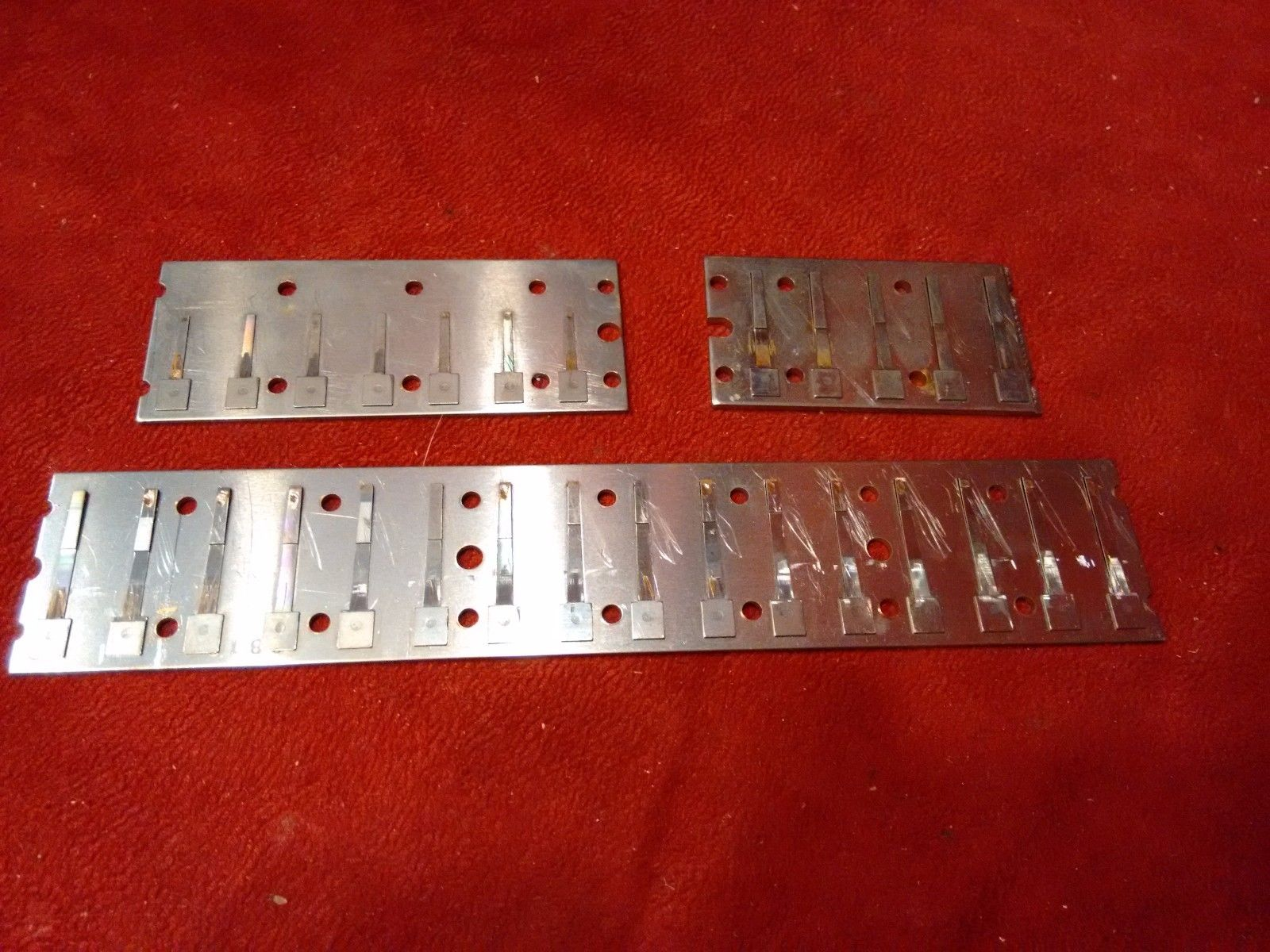 New Hammond Pro 44HP Melodica Replacement Reed Plates MP-253