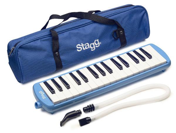 NEW Blue Stagg Melosta Alto Melodion 32 Key Melodica