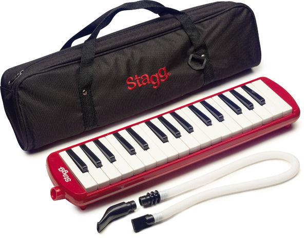 NEW Red Stagg Melosta Alto Melodion Melodica M 32