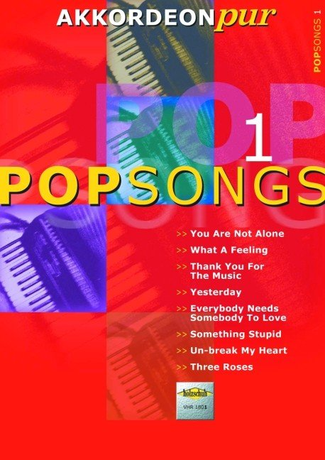 Pop Songs 1 by Hans-Guenther Koelz