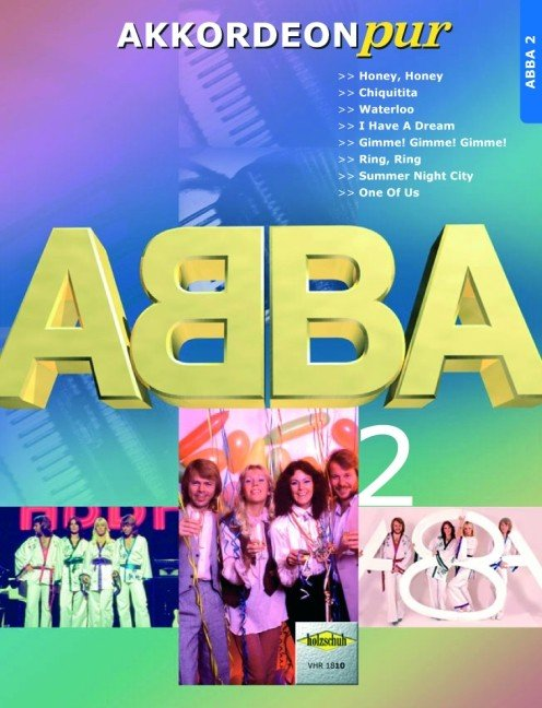 ABBA 2 for Accordion