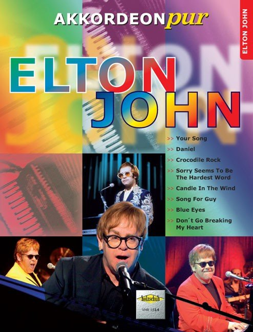 Elton John by Hans-Guenther Koelz