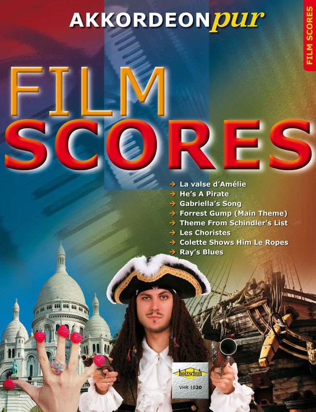 Film Scores by Hans-Guenther Koelz