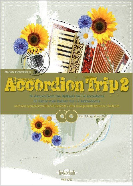 Accordion Trip 2 by Martina Schumeckers