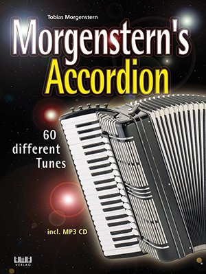Morganstern's Accordion (Book/CD Set) by Tobias Morgenstern